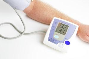 digital blood pressure device